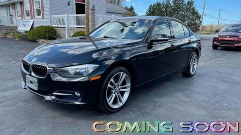 2015 BMW 3 Series for sale at RBT Automotive LLC in Perry OH