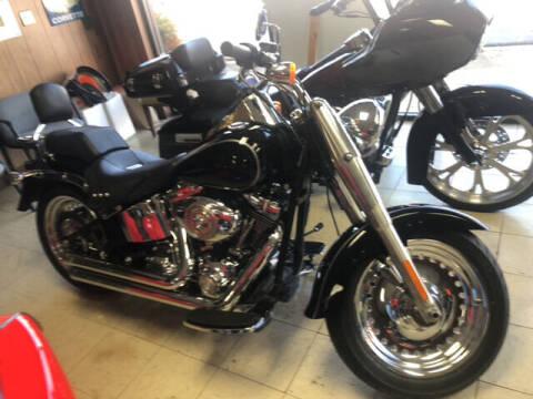 2011 Harley-Davidson Softtail