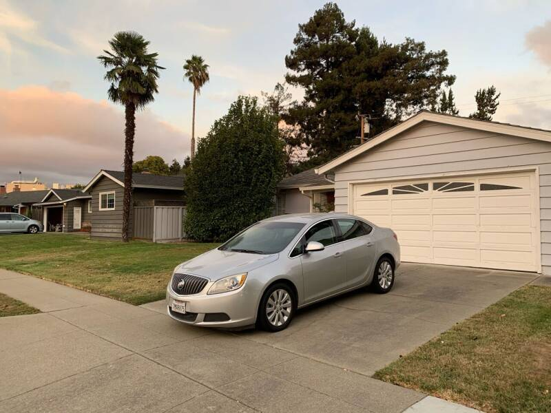 2015 Buick Verano for sale at Blue Eagle Motors in Fremont CA