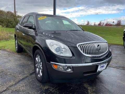 2008 Buick Enclave for sale at Alan Browne Chevy in Genoa IL