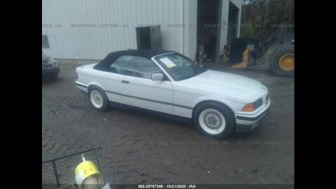 1994 BMW 3 Series for sale at Route 28 Auto Sales in Canton MA