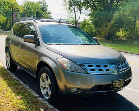 2004 Nissan Murano for sale at Rallye  Motors inc. in Newark NJ