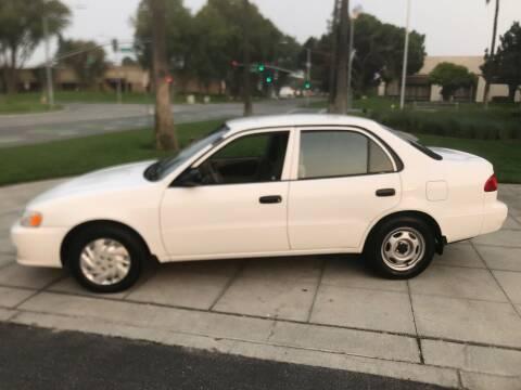 2001 Toyota Corolla for sale at Auto Emporium in San Jose CA