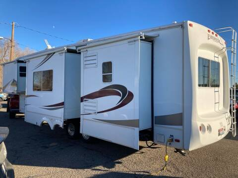2006 Keystone Everest  for sale at AFFORDABLY PRICED CARS LLC in Mountain Home ID