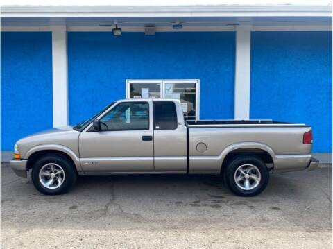 2000 Chevrolet S-10 for sale at Khodas Cars in Gilroy CA