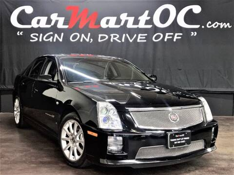2006 Cadillac STS-V for sale at CarMart OC in Costa Mesa CA