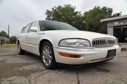 2003 Buick Park Avenue for sale at PMC Automotive in Cincinnati OH
