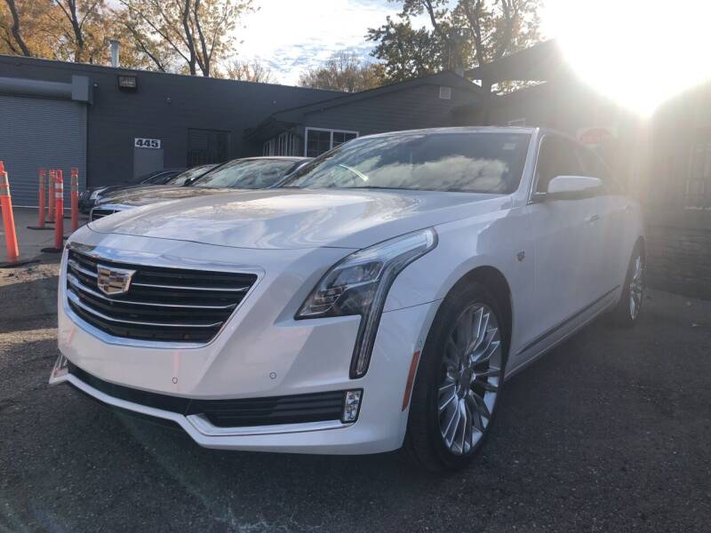 2017 Cadillac CT6 for sale at Champs Auto Sales in Detroit MI
