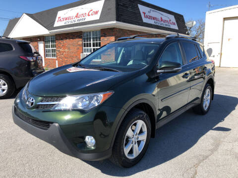2013 Toyota RAV4 for sale at HarrogateAuto.com - tazewell auto.com in Tazewell TN