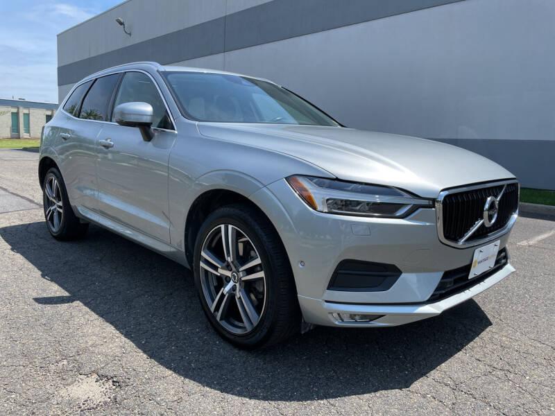 2018 Volvo XC60 for sale at Vantage Auto Wholesale in Moonachie NJ
