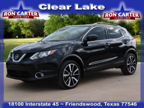 2019 Nissan Rogue Sport for sale at Ron Carter  Clear Lake Used Cars in Houston TX