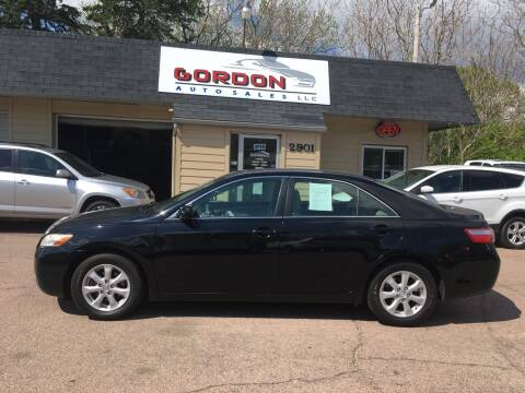 2008 Toyota Camry for sale at Gordon Auto Sales LLC in Sioux City IA