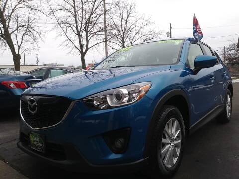 2013 Mazda CX-5 for sale at Oak Hill Auto Sales of Wooster, LLC in Wooster OH