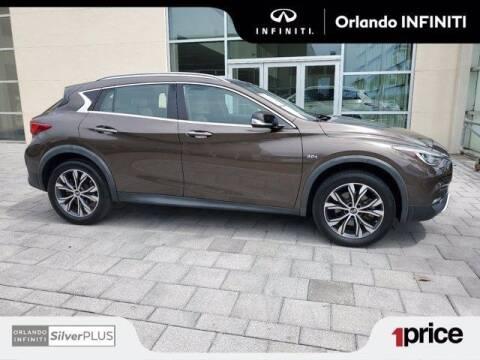 2017 Infiniti QX30 for sale at Orlando Infiniti in Orlando FL