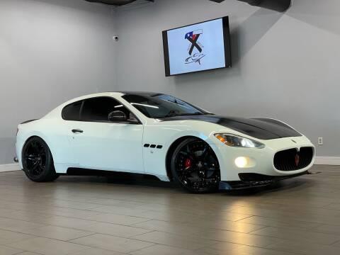 2008 Maserati GranTurismo for sale at TX Auto Group in Houston TX