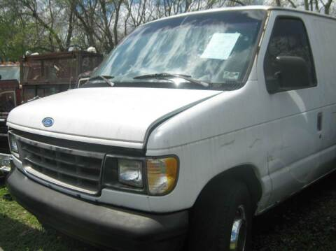1995 Ford E-250 for sale at Ody's Autos in Houston TX