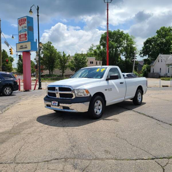 2017 RAM Ram Pickup 1500 for sale at Bibian Brothers Auto Sales & Service in Joliet IL