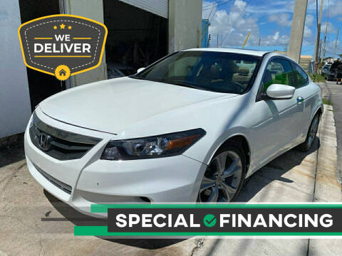 2012 Honda Accord for sale at Car Girl 101 in Oakland Park FL