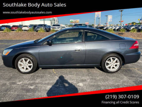 2003 Honda Accord for sale at Southlake Body Auto Sales in Merrillville IN