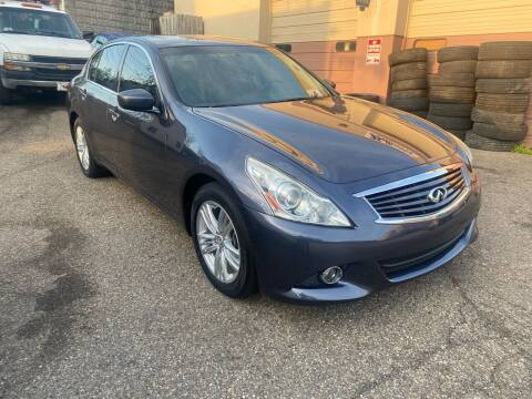 2010 Infiniti G37 Sedan for sale at MG Auto Sales in Pittsburgh PA