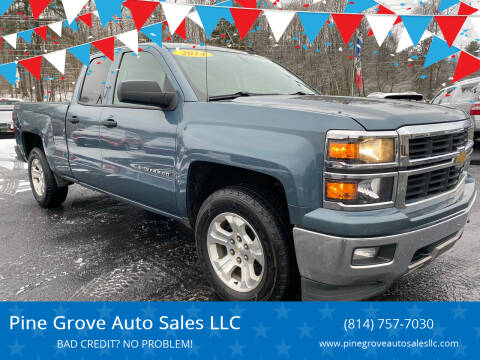2014 Chevrolet Silverado 1500 for sale at Pine Grove Auto Sales LLC in Russell PA