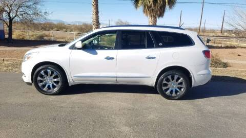 2017 Buick Enclave for sale at Ryan Richardson Motor Company in Alamogordo NM