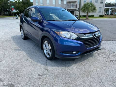 2016 Honda HR-V for sale at Consumer Auto Credit in Tampa FL