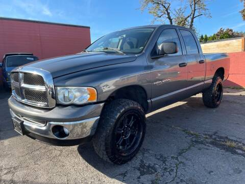 2003 Dodge Ram Pickup 1500 for sale at Stag Motors in Portland OR
