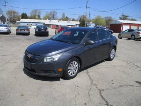 2011 Chevrolet Cruze for sale at RJ Motors in Plano IL