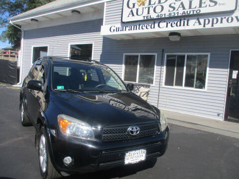 2006 Toyota RAV4 for sale at Gold Star Auto Sales in Johnston RI