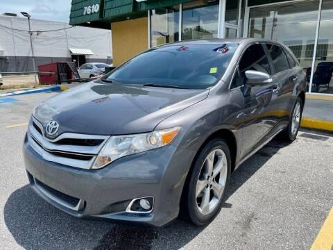 2015 Toyota Venza for sale at Southeast Auto Inc in Baton Rouge LA