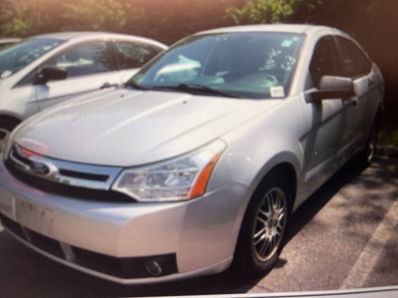 2011 Ford Focus for sale at Bill's Auto Sales in Peabody MA