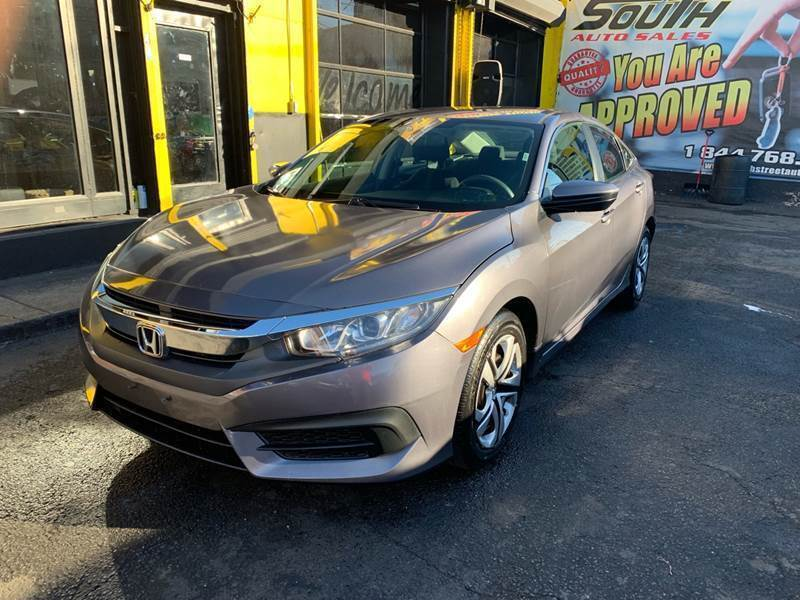 2016 Honda Civic for sale at South Street Auto Sales in Newark NJ
