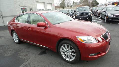 2006 Lexus GS 300 for sale at JBR Auto Sales in Albany NY