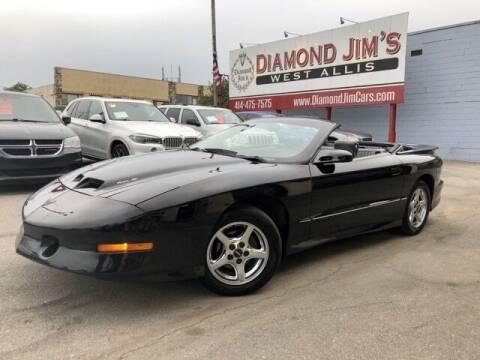 1997 Pontiac Firebird for sale at Diamond Jim's West Allis in West Allis WI