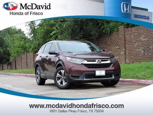 2018 Honda CR-V for sale in Irving, TX