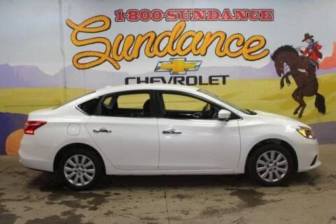 2017 Nissan Sentra for sale at Sundance Chevrolet in Grand Ledge MI