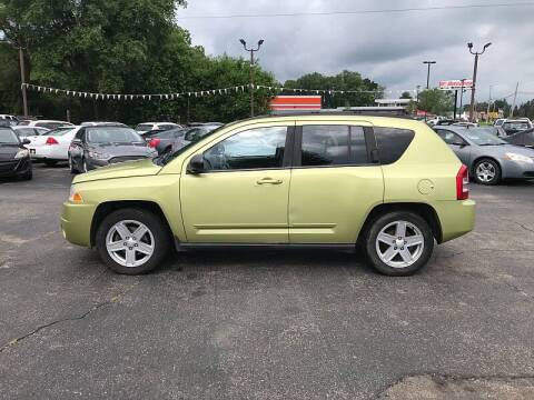 2010 Jeep Compass for sale at Car Zone in Otsego MI