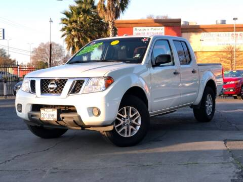 2017 Nissan Frontier for sale at LUGO AUTO GROUP in Sacramento CA