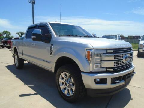 2017 Ford F-250 Super Duty for sale at Premier Foreign Domestic Cars in Houston TX