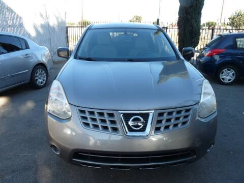 2008 Nissan Rogue for sale at Oceansky Auto in Los Angeles CA