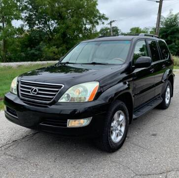 2005 Lexus GX 470 for sale at STARLITE AUTO SALES LLC in Amelia OH