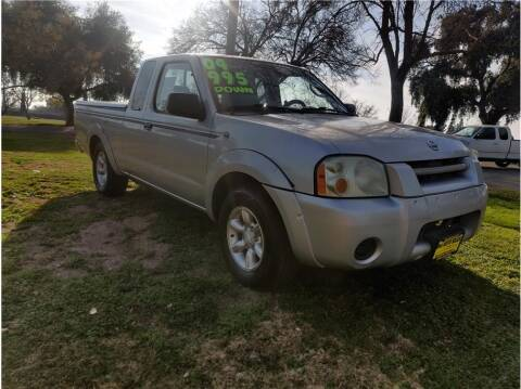 2004 Nissan Frontier for sale at D & I Auto Sales in Modesto CA