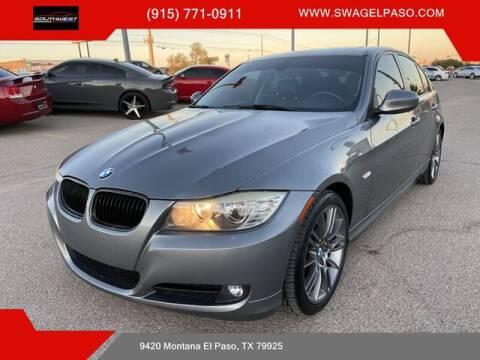2010 BMW 3 Series for sale at SOUTHWEST AUTO GROUP-EL PASO in El Paso TX