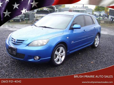 2006 Mazda MAZDA3 for sale at Brush Prairie Auto Sales in Battle Ground WA