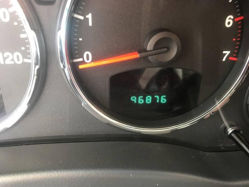 2010 Jeep Liberty 4x4 Sport 4dr SUV - Fort Scott KS