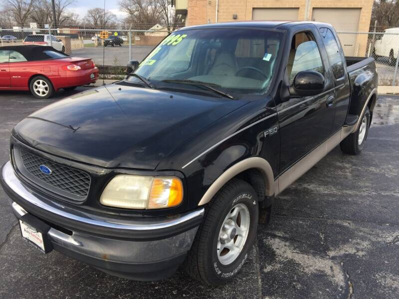 1997 Ford F-150 for sale at ROUTE 6 AUTOMAX in Markham IL