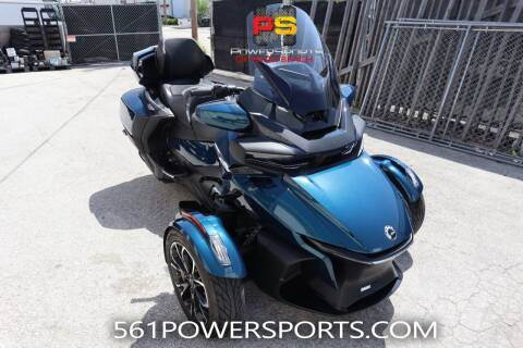 2020 Can-Am Spyder RT Limited for sale at Powersports of Palm Beach in Hollywood FL