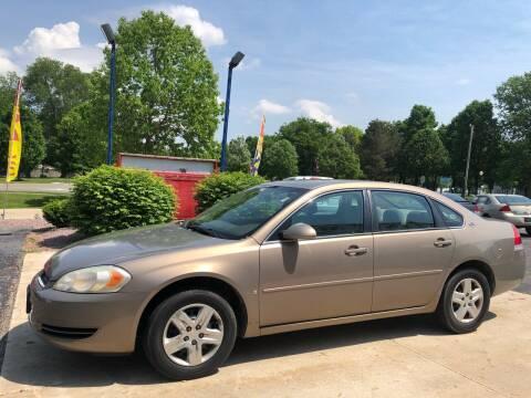 2006 Chevrolet Impala for sale at TNT Motor Sales in Oregon IL