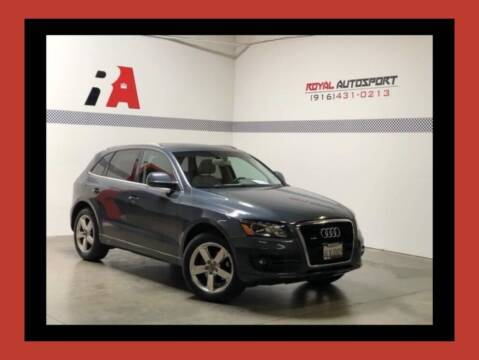 2010 Audi Q5 for sale at Royal AutoSport in Sacramento CA
